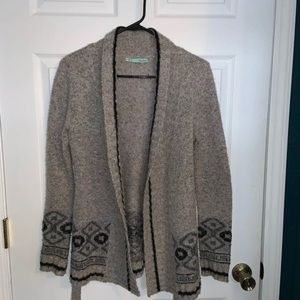 Maurices Cardigan with tie
